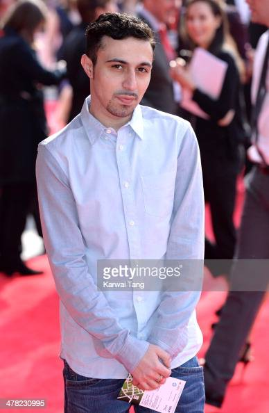 Adam Deacon attends the Prince's Trust Samsung Celebrate Success awards at Odeon Leicester Square on March 12 2014 in London England
