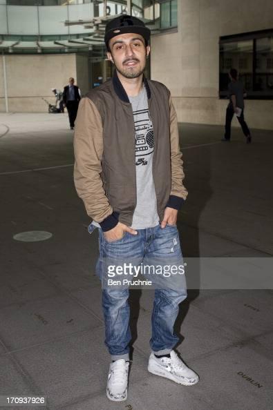 Adam Deacon sighted at BBC Radio Studios on June 20 2013 in London England
