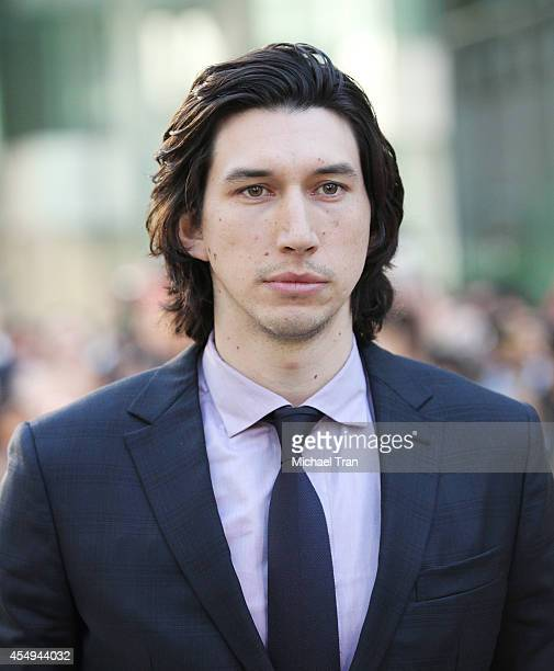 Adam Driver arrives at the premiere of This Is Where I Leave You held during the 2014 Toronto International Film Festival Day 4 on September 7 2014...