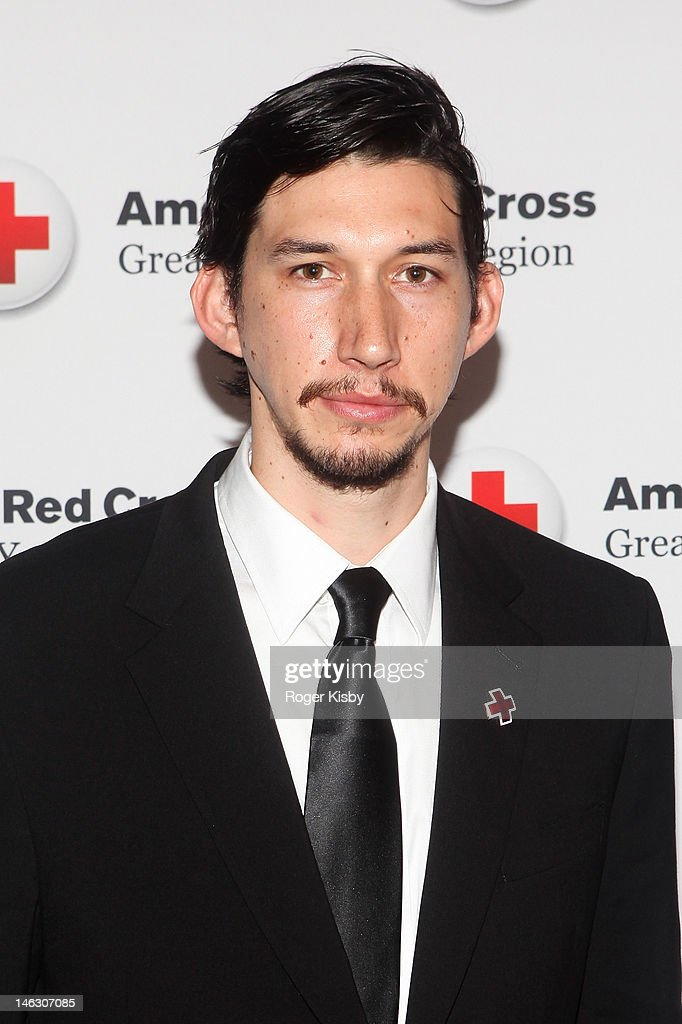 Adam Driver attends the 2012 New York Red Cross Ball at The Plaza Hotel on June 13, 2012 in New York City.