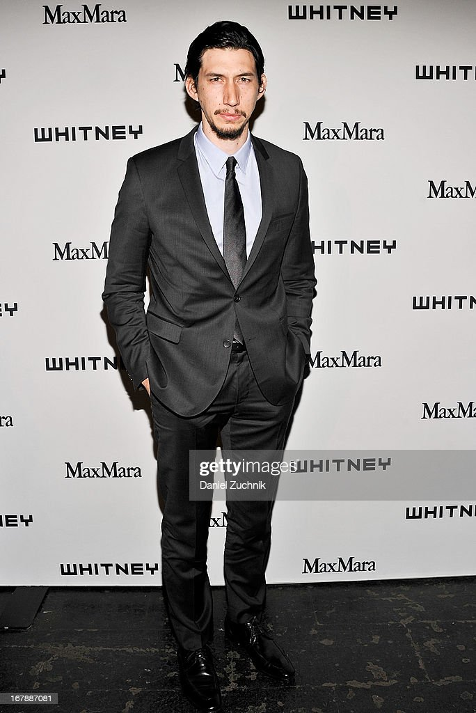 <a gi-track='captionPersonalityLinkClicked' href=/galleries/search?phrase=Adam+Driver&family=editorial&specificpeople=7131793 ng-click='$event.stopPropagation()'>Adam Driver</a> attends the 2013 Whitney Art Party at Skylight at Moynihan Station on May 1, 2013 in New York City.