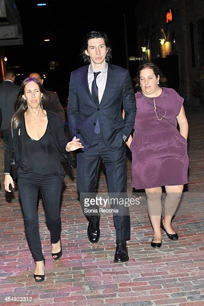 Adam Driver attends 'This Is Where I Leave You' PostScreening Event Presented By Audi Canada 2014 Toronto International Film Festival at Cluny Bistro...