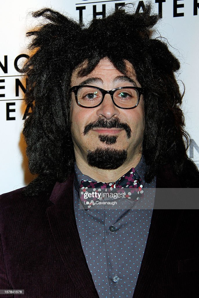 <a gi-track='captionPersonalityLinkClicked' href=/galleries/search?phrase=Adam+Duritz&family=editorial&specificpeople=207121 ng-click='$event.stopPropagation()'>Adam Duritz</a> attends 'Golden Boy' Opening Night Party at Millennium Broadway Hotel on December 6, 2012 in New York City.