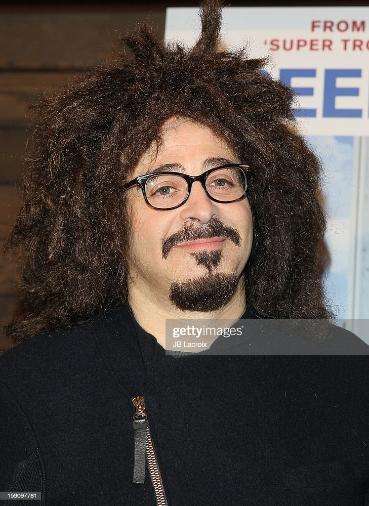 Adam Duritz attends the 'Freeloaders' Premiere held at Sundance Cinema on January 7, 2013 in Los Angeles, California.