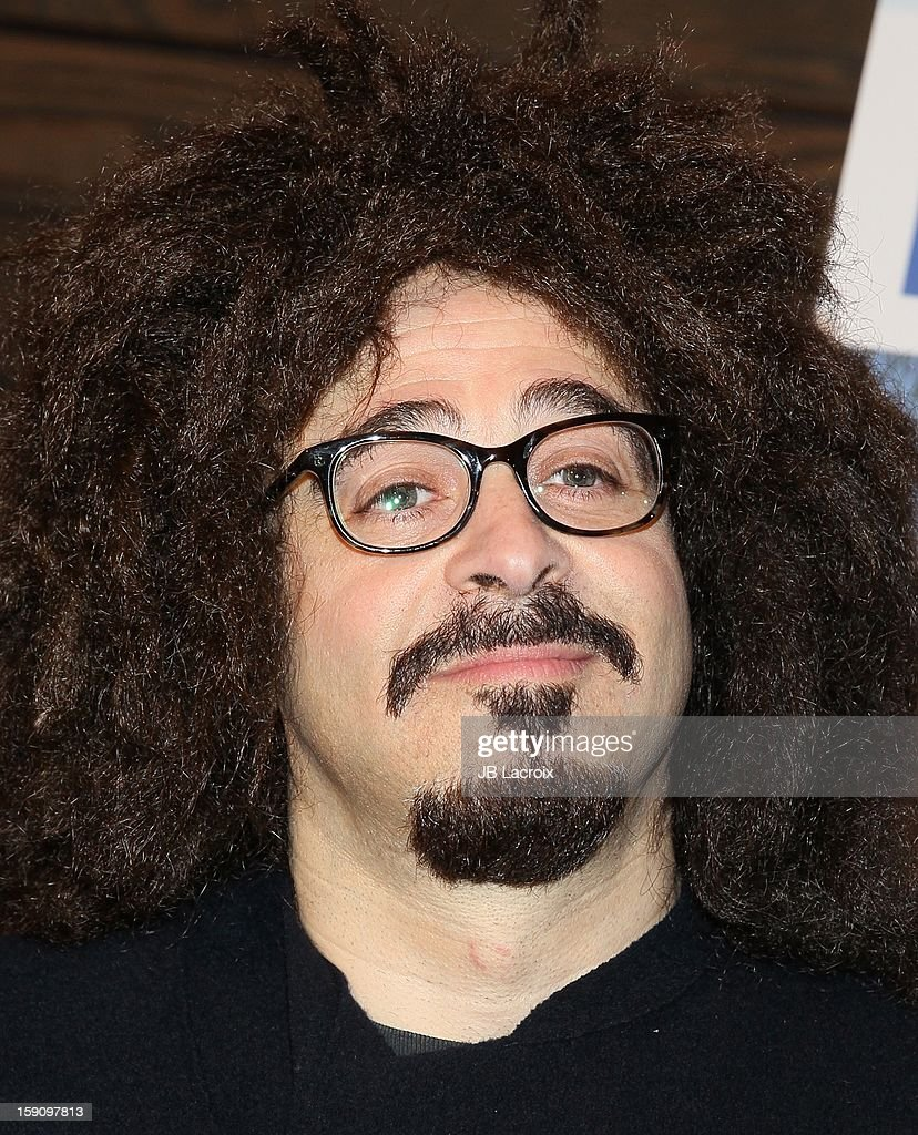 Adam Duritz attends the 'Freeloaders' Premiere held at Sundance Cinema on January 7 2013 in Los Angeles California