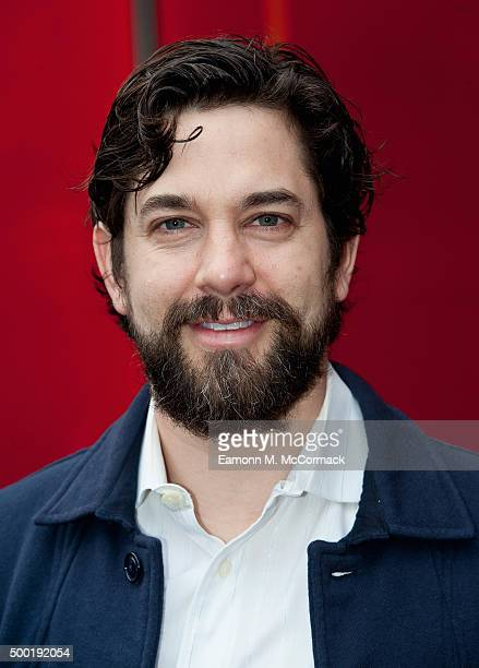Adam Garcia attends a performance of Matthew Bourne's 'Sleeping Beauty' at Sadler's Wells Theatre on December 6 2015 in London England