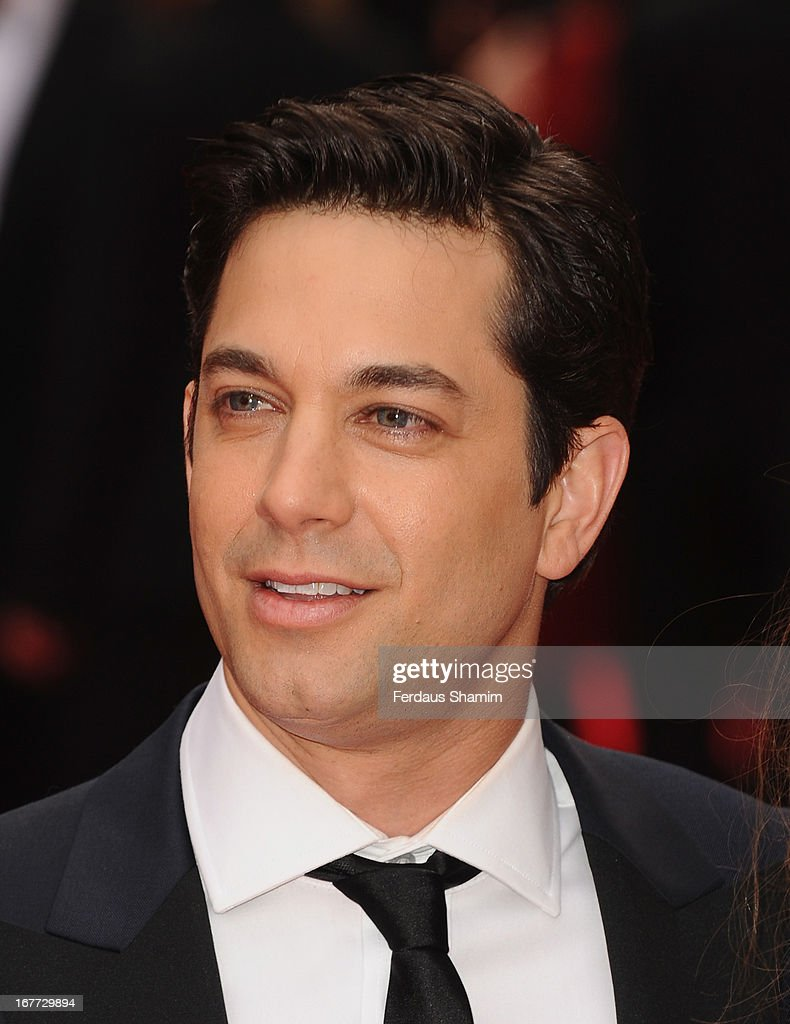 Adam Garcia attends The Laurence Olivier Awards at The Royal Opera House on April 28, 2013 sLondon, England.