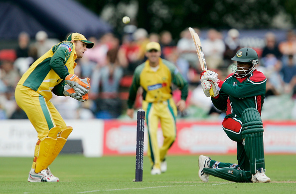 NatWest Series - Australia and Bangladesh : News Photo