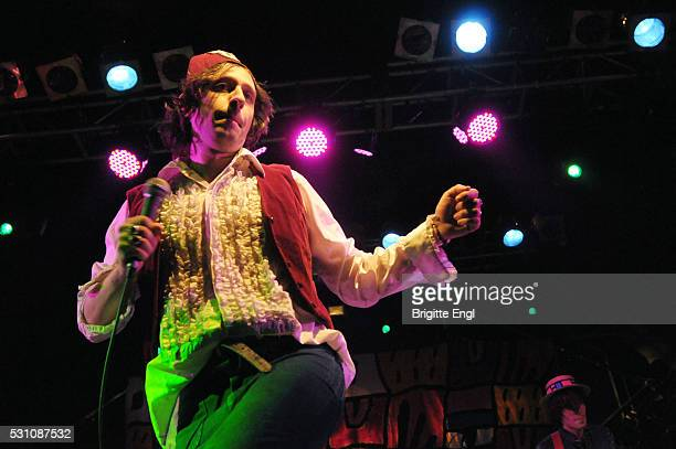 Adam Green performs at Electric Ballroom on May 12 2016 in London England