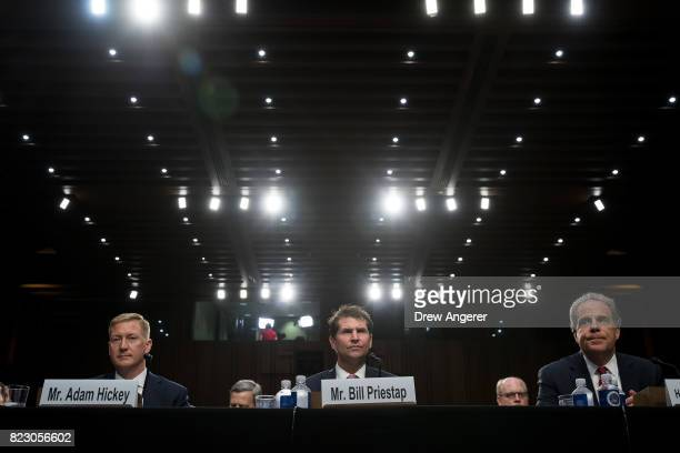 Adam Hickey deputy assistant Attorney General of the National Security division Bill Priestap assistant director of the counterintelligence division...