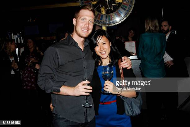Adam Hildebrand and Crystal Ho attend LITERACY ASSOCIATES Second Annual Benefit for LITERACY PARTNERS at Carnival on April 27 2010 in New York City