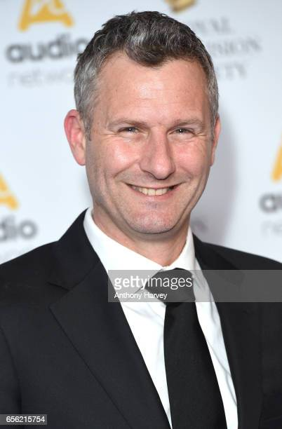 Adam Hills attends the Royal Television Society Programme Awards on March 21 2017 in London United Kingdom