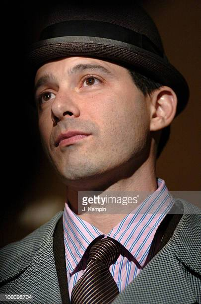 Adam Horovitz during 'Awesome I Fuckin' Shot That' New York City Premiere Arrivals at Loew's 34th Street Theater in New York City New York United...