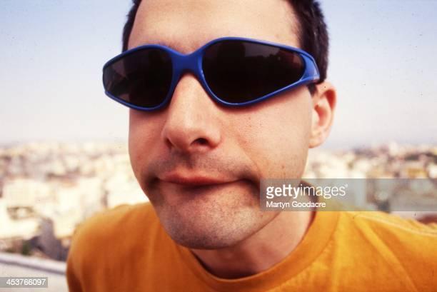 Adam Horowitz of the Beastie Boys portrait Portugal 1998