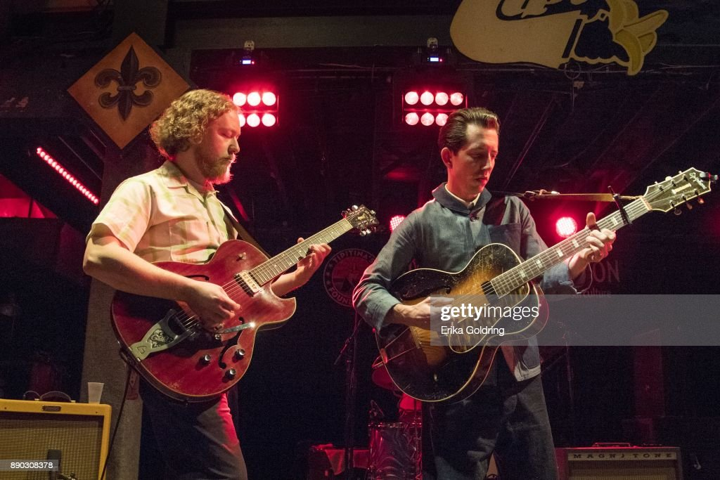Pokey Lafarge In Concert - New Orleans