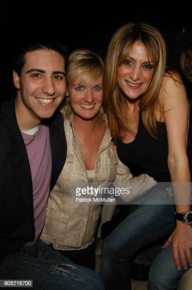 Adam Israelov Carolyn Kepcher and Heidi Bressler attend Joonbug hosts the launch of GoTrumpcom sponsored by Blue Star Jets at Marquee NYC USA on...
