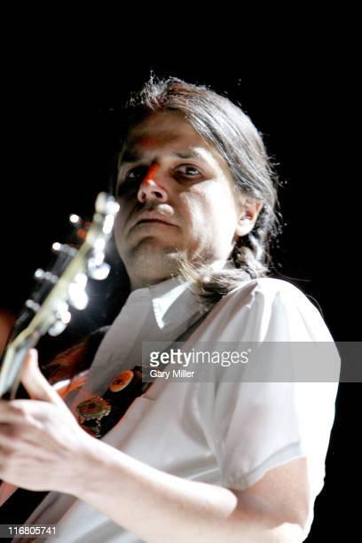 Adam Jones of Tool during Tool in Concert at the ATT Center May 21 2007 at ATT Center in San Antonio Texas United States