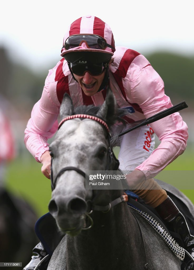 <a gi-track='captionPersonalityLinkClicked' href=/galleries/search?phrase=Adam+Kirby&family=editorial&specificpeople=241329 ng-click='$event.stopPropagation()'>Adam Kirby</a> rides Lethal Force on his way to winning The Diamond Jubilee Stakes during day five of Royal Ascot at Ascot Racecourse on June 22, 2013 in Ascot, England.