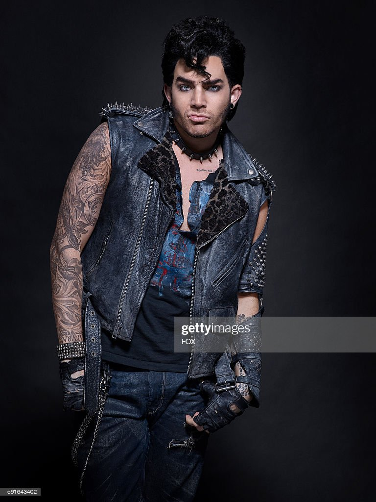 Adam Lambert as Eddie in THE ROCKY HORROR PICTURE SHOW LET'S DO THE TIME WARP AGAIN Premiering Thursday Oct 20 on FOX