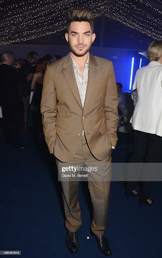 <a gi-track='captionPersonalityLinkClicked' href=/galleries/search?phrase=Adam+Lambert&family=editorial&specificpeople=5706674 ng-click='$event.stopPropagation()'>Adam Lambert</a> attends the Glamour Women of the Year Awards after party in Berkeley Square Gardens on June 3, 2014 in London, England.