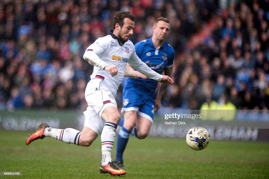 Oldham Athletic v Bolton Wanderers - Sky Bet League One