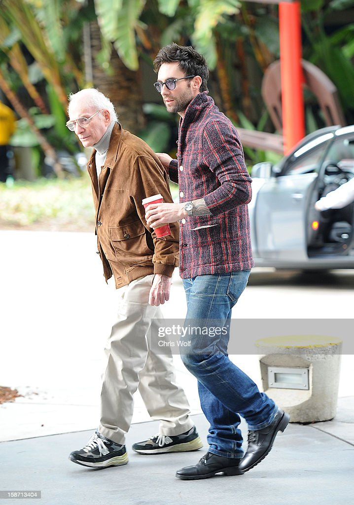 <a gi-track='captionPersonalityLinkClicked' href=/galleries/search?phrase=Adam+Levine+-+Singer&family=editorial&specificpeople=202962 ng-click='$event.stopPropagation()'>Adam Levine</a> is seen on December 25, 2012 in Los Angeles, California.