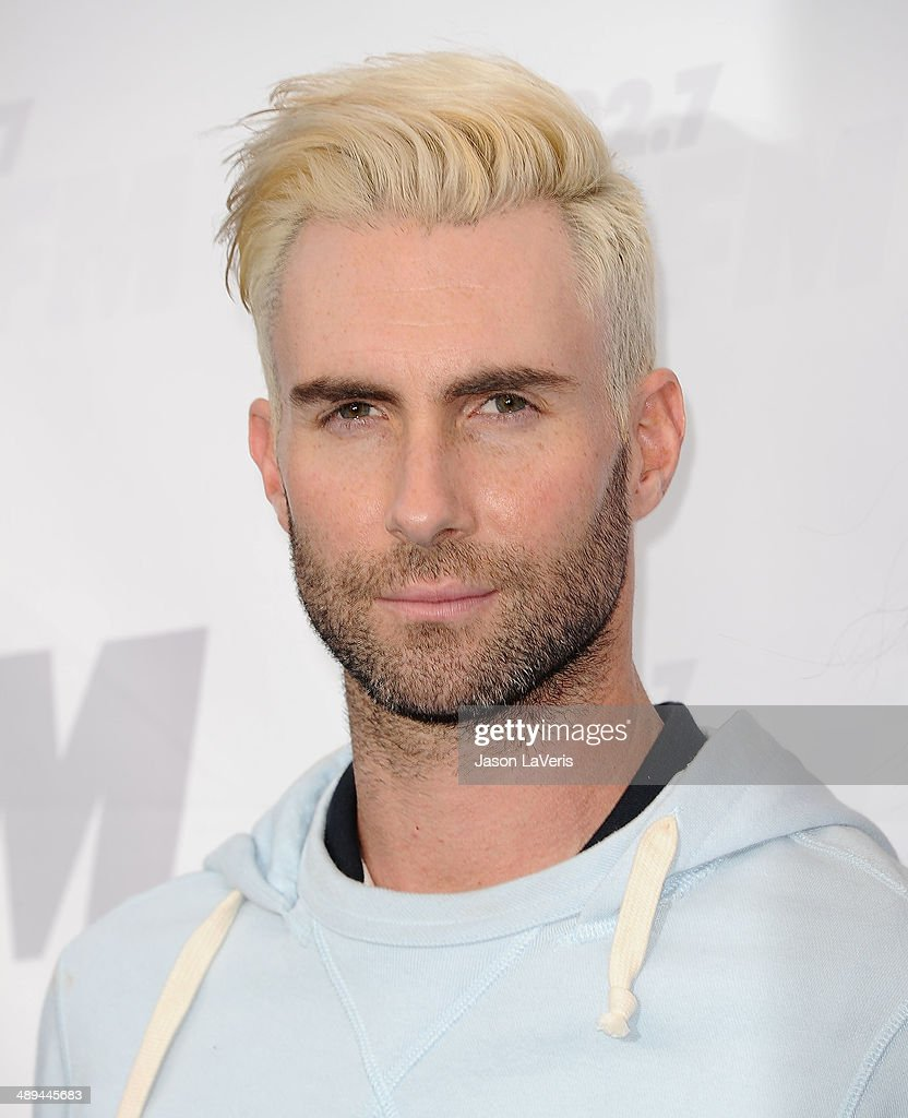 <a gi-track='captionPersonalityLinkClicked' href=/galleries/search?phrase=Adam+Levine+-+Singer&family=editorial&specificpeople=202962 ng-click='$event.stopPropagation()'>Adam Levine</a> of Maroon 5 attends 102.7 KIIS FM's 2014 Wango Tango at StubHub Center on May 10, 2014 in Los Angeles, California.
