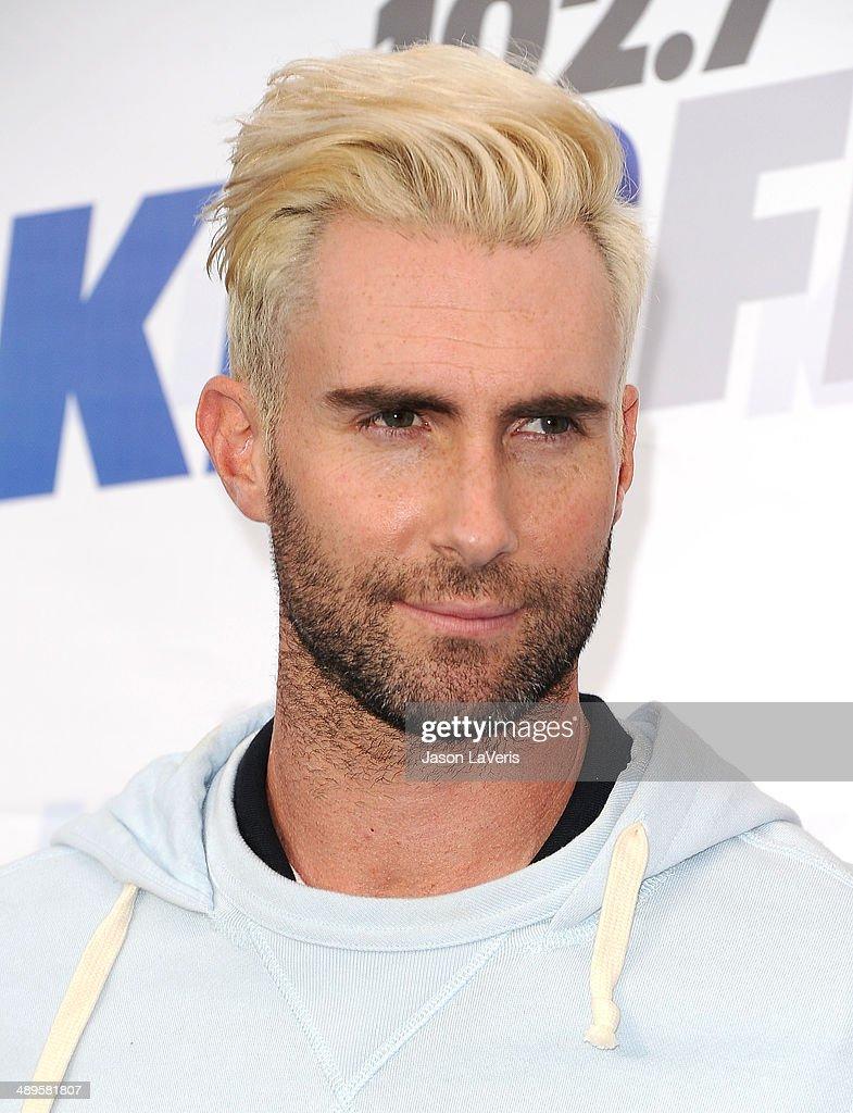 Adam Levine of Maroon 5 attends 102.7 KIIS FM's 2014 Wango Tango at StubHub Center on May 10, 2014 in Los Angeles, California.