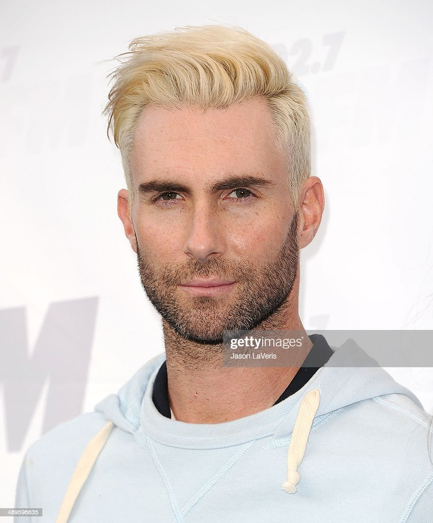 Adam Levine of Maroon 5 attends 102.7 KIIS FM's 2014 Wango Tango at StubHub Center on May 10, 2014 in Los Angeles, California.