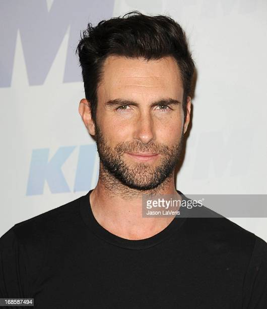 Adam Levine of Maroon 5 attends 1027 KIIS FM's Wango Tango at The Home Depot Center on May 11 2013 in Carson California