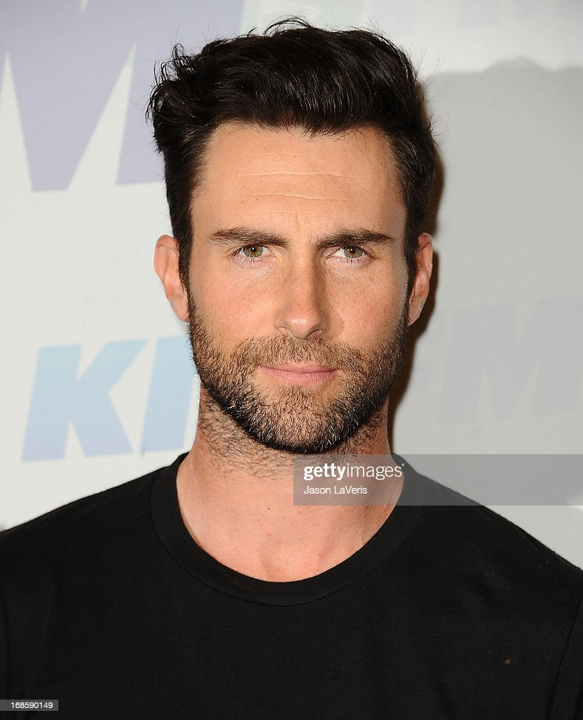 <a gi-track='captionPersonalityLinkClicked' href=/galleries/search?phrase=Adam+Levine+-+Singer&family=editorial&specificpeople=202962 ng-click='$event.stopPropagation()'>Adam Levine</a> of Maroon 5 attends 102.7 KIIS FM's Wango Tango at The Home Depot Center on May 11, 2013 in Carson, California.