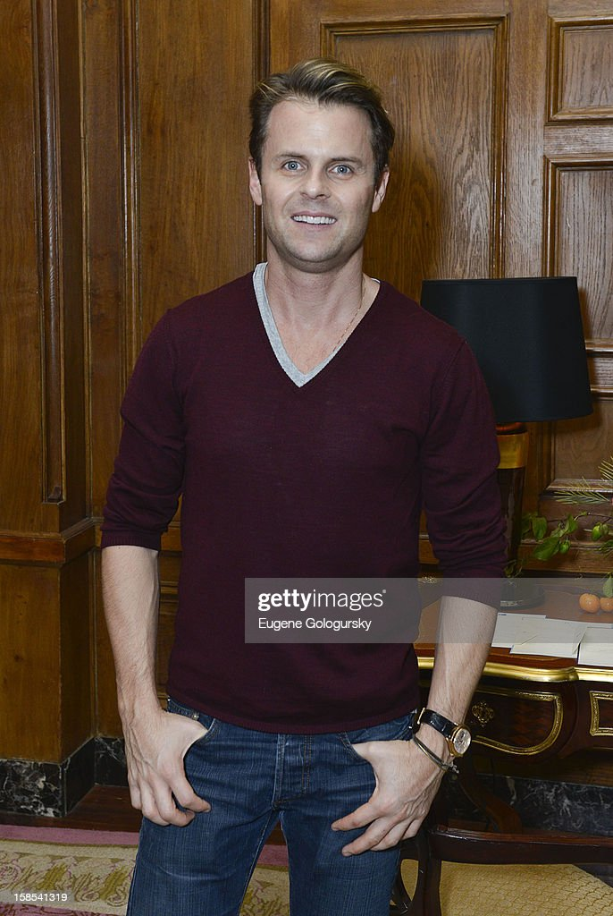 Adam Lippes attends Derek Blasberg for Opening Ceremony Stationery launch party at Saint Regis Hotel on December 18, 2012 in New York City.