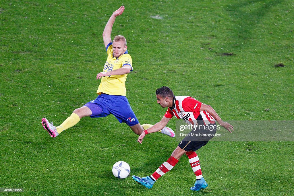 PSV Eindhoven vs Cambuur - KNVB Cup Second round