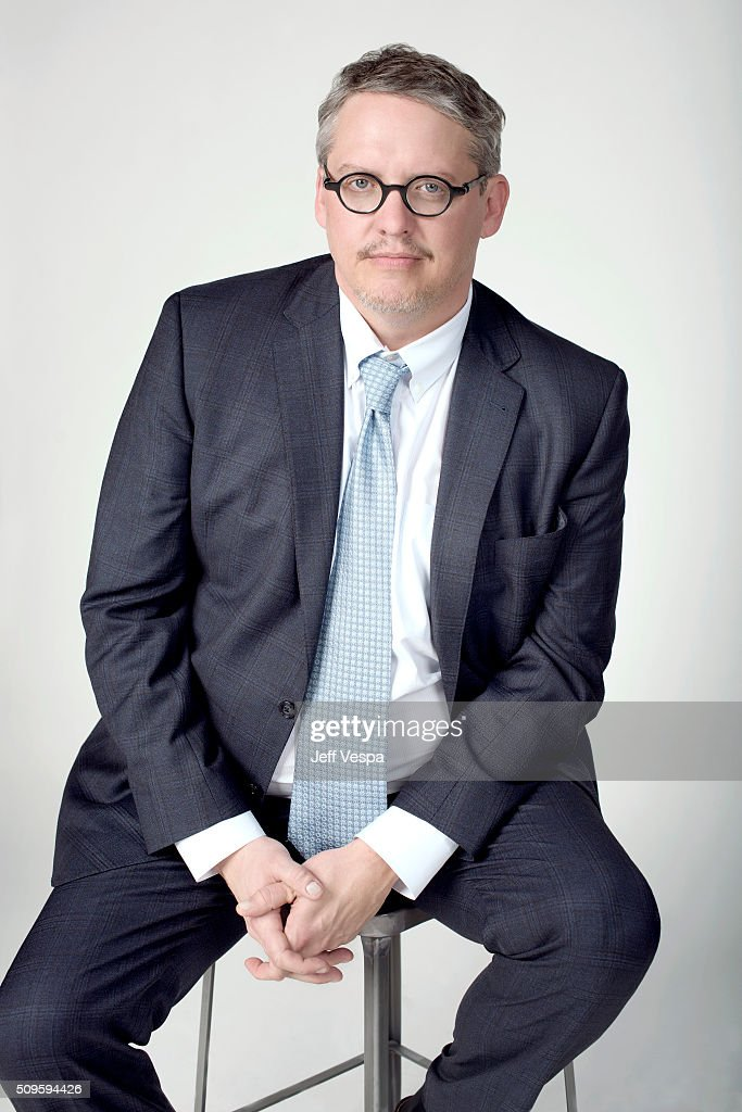 <a gi-track='captionPersonalityLinkClicked' href=/galleries/search?phrase=Adam+McKay&family=editorial&specificpeople=744172 ng-click='$event.stopPropagation()'>Adam McKay</a> is photographed at the 2016 Oscar Luncheon for People.com on February 8, 2016 in Beverly Hills, California.