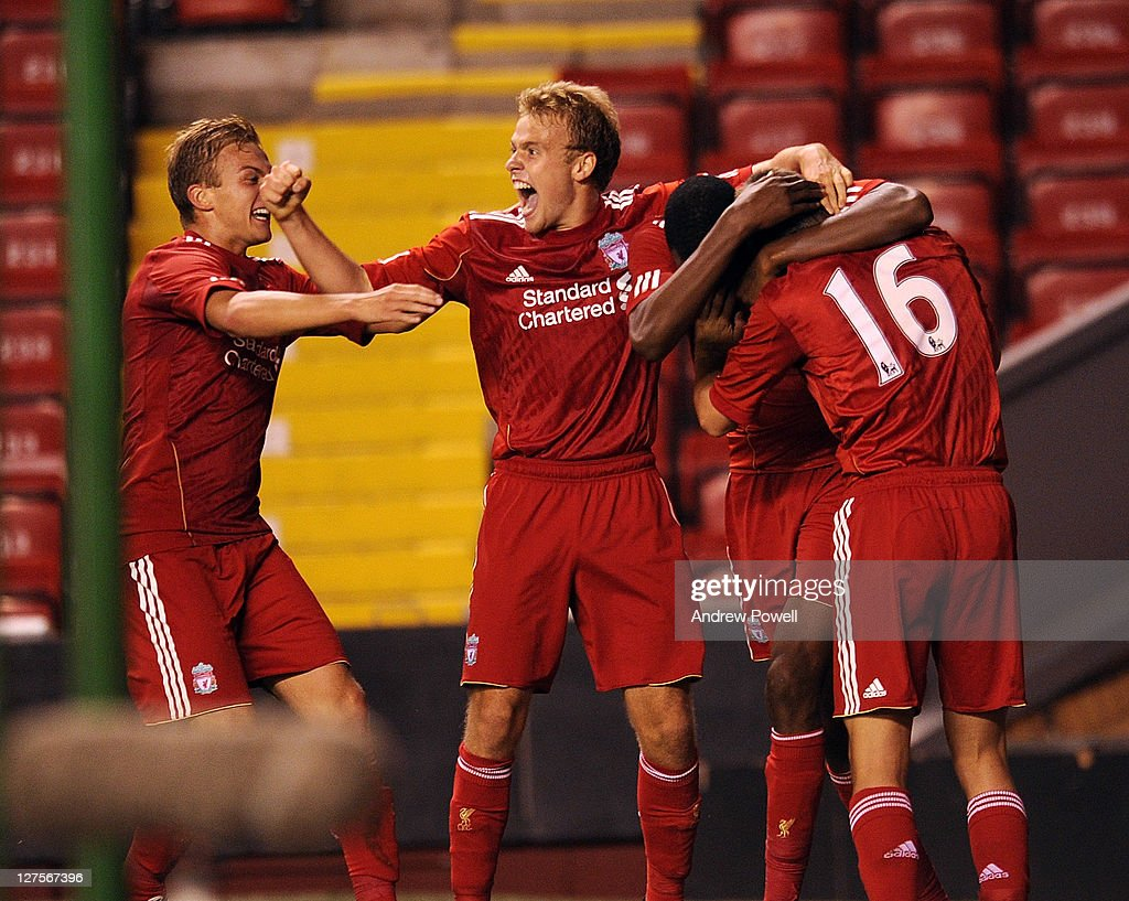 Liverpool FC v Molde FK U19 - NextGen Series