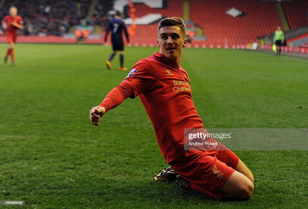 Liverpool U21 v Arsenal U21