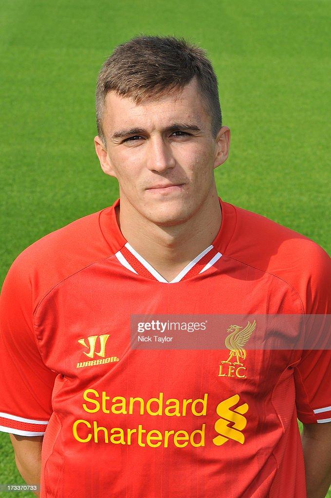 Liverpool FC Academy Portraits