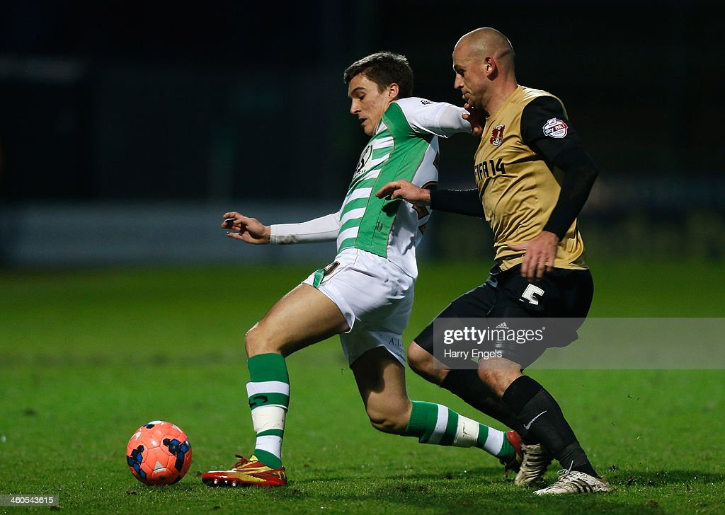 Yeovil Town v Leyton Orient - FA Cup Third Round