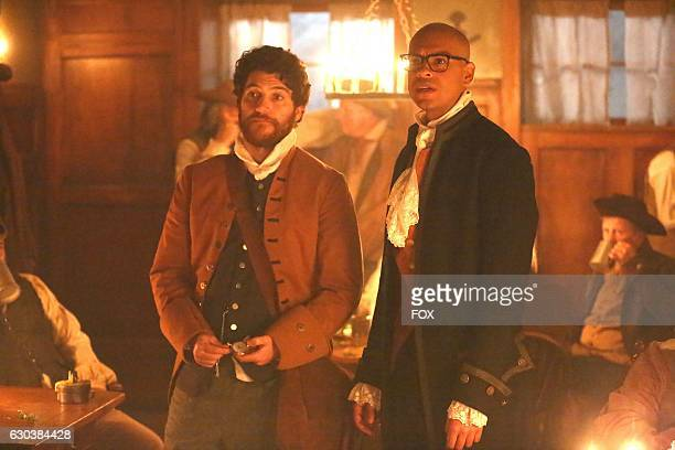 Adam Pally and Yassir Lester in MAKING HISTORY coming soon to FOX