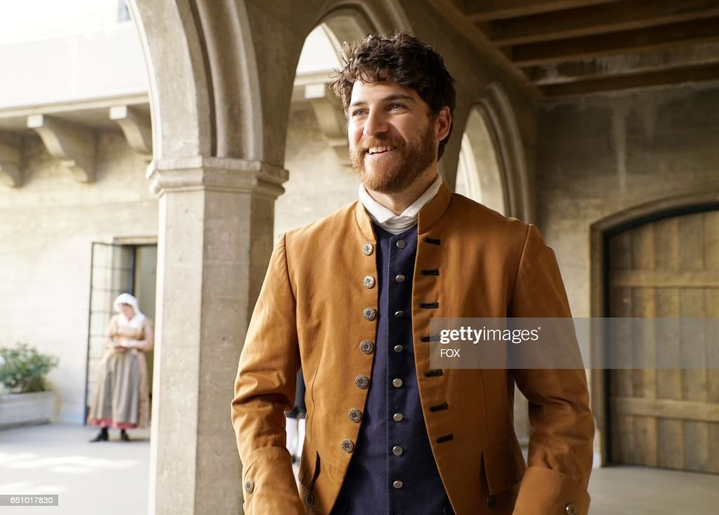 Adam Pally in the 'Boyfriend Experience' episode of MAKING HISTORY airing Sunday, March 19 (8:30-9:00 PM ET/PT) on FOX.