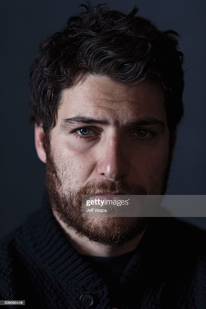 Adam Pally of 'Joshy' poses for a portrait at the 2016 Sundance Film Festival on January 25, 2016 in Park City, Utah.