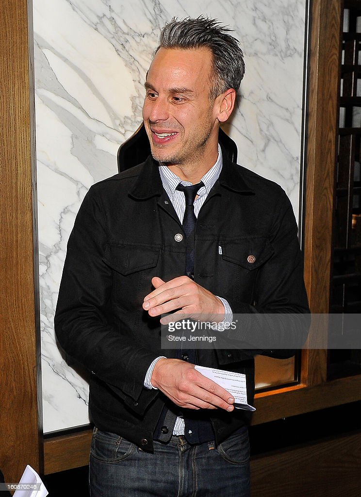Adam Rapoport attends the Exclusive Preview of the 2013 Vegas Uncork'd By Bon Appetit at One Kearny Street on February 6, 2013 in San Francisco, California.