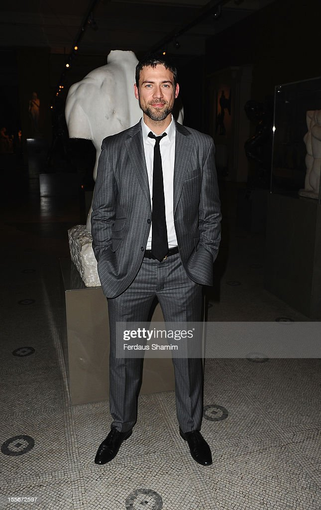 Adam Rayner attends the Hollywood Costume: American Airlines Gala at Victoria & Albert Museum on November 6, 2012 in London, England.