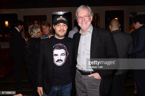 Adam Rifkin attends the after party for Dog Years presented by EFFEN Vodka during 2017 Tribeca Film Festival at The Griffin PopUp on April 22 2017 in...