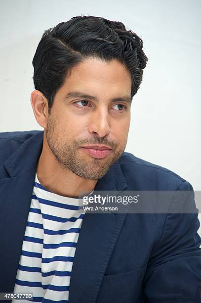 Adam Rodriguez at the 'Magic Mike XXL' Press Conference at The London West Hollywood on June 19 2015 in West Hollywood California