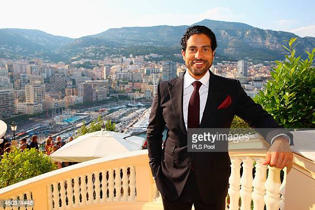Adam Rodriguez attends a cocktail reception at the Ministere d'Etat on June 9 2014 in MonteCarlo Monaco