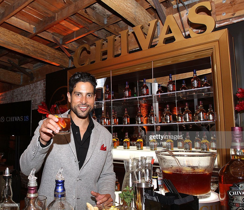 <a gi-track='captionPersonalityLinkClicked' href=/galleries/search?phrase=Adam+Rodriguez&family=editorial&specificpeople=212837 ng-click='$event.stopPropagation()'>Adam Rodriguez</a> attends LA's Chivas Regal 1801 Club LA launch party on March 20, 2013 in Los Angeles, California.