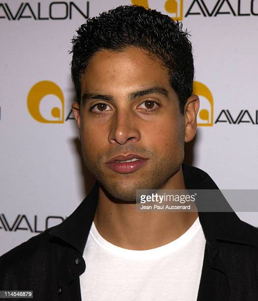 Adam Rodriguez during Avalon Hollywood Grand Opening Arrivals at Avalon in Hollywood California United States