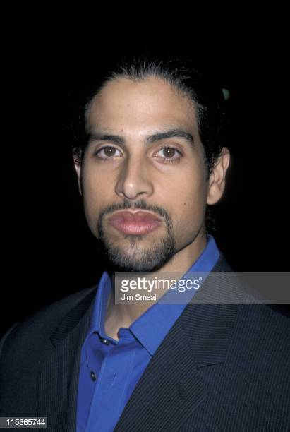 Adam Rodriguez during UPN All Star Party January 5 2001 at Herald Examiner Building in Los Angeles California United States