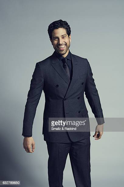 Adam Rodriguez poses for a portrait at the 2017 People's Choice Awards at the Microsoft Theater on January 18 2017 in Los Angeles California